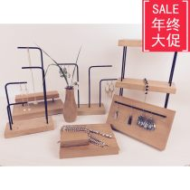 Jewelry display rack 30-39.99 yuan Other / other The complete set of pictures (excluding vases) a c b d e