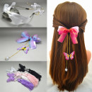 Hair accessories Side clip RMB 1.00-9.99 Other / other brand new Sweet Fresh out of the oven Lace other 01245
