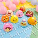 Doll / Ornament / hardware doll goods in stock 1# 2# 3# 4# 5# 6# 7# 8# 9# comic Japan 4X3CM PVC Bread Superman Home furnishings and desktop furnishings static state Bread Superman