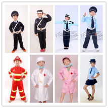Children's performance clothes neutral 100cm 110cm 120cm 130cm 140cm 150cm 160cm 3qbb / Sanyou Beibei other Other 100%
