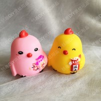 Doll / Ornament / hardware doll goods in stock Pink yellow