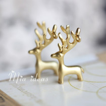 Other DIY accessories Other accessories Alloy / silver / gold 10-19.99 yuan Christmas special! Copper plated frosted gold single Christmas special! Copper plated white Christmas single brand new