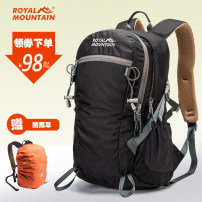 Backpack Royal mountain For men and women 1759#-1782# Backpack yes nylon yes Curved shoulder strap China soft roll Daily bag