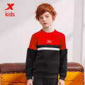 Sweater / sweater XTEP / Tebu male 120cm 130cm 140cm 150cm 160cm 165cm 170cm spring and autumn nothing leisure time Socket routine There are models in the real shooting Other 100% Spring 2020