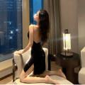 Dress Summer 2020 black S,M,L Short skirt singleton  Sleeveless commute High waist camisole 18-24 years old Korean version