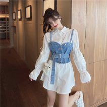 Fashion suit Spring 2021 S,M,L Picture color 18-25 years old Other / other One point five 30% and below