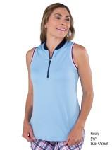 Golf apparel Blue, blue original packaging (2-3 yards larger), blue hook wire 45 yuan XS,S,M,L,XL,XXL female kilig key t-shirt