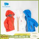 Plain coat Les enfants male 80cm 90cm 100cm 110cm 120cm 130cm White, Navy, crimson spring and autumn Zipper shirt No detachable cap other A2D1010702 Other 100% Class B Spring 2020