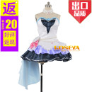 Cosplay women's wear skirt Customized Over 14 years old Animation, games cosya Japan Lolita The Idolmaster