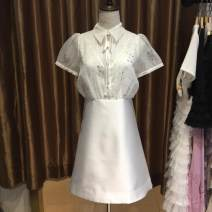 Dress Summer of 2019 White, black S,M,L