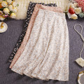 skirt Summer 2021 Average size 8 # white, 8 # black, 8 # Pink Mid length dress commute High waist A-line skirt Decor Type A 25-29 years old W807 81% (inclusive) - 90% (inclusive) other Other / other other Zipper, stitching Korean version