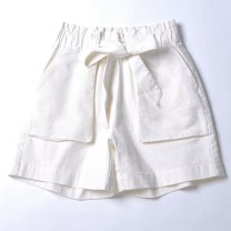 Casual pants White, black, apricot S,M,L Summer of 2019 shorts cotton