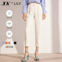 Casual pants 604m white 401 blue 920 dark orange 717 Khaki 604m white a 510 black (pre sold around 4.3) 604m white AAA 604m white AAAA 155/62A/S 160/66A/M 165/70A/L 170/74A/XL Summer 2021 Ninth pants Overalls High waist commute routine 25-29 years old 96% and above 121209C5903 Lily / Lily Ol style