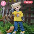 BJD doll zone suit 1/6 Over 14 years old goods in stock Yf6-368 (full set), yf6-698, yf6-422, yf6-486, yf6-700, yf6-610 (as shown in the figure), yf6-122 (full set), yf6-724, yf6-740, yf6-363 (full set), yf6-429, yf6-741, yf6-655 KuKuClara Yosd body Lemon Body