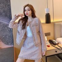 Fashion suit Winter 2020 M, L Pink suit, blue suit 18-25 years old Other / other twelve point one eight 30% and below