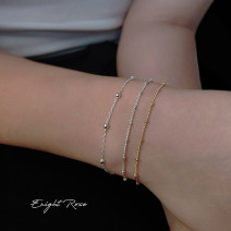 Bracelet Silver ornaments 30-39.99 yuan Other / other brand new goods in stock other female Fresh out of the oven other 925 Silver