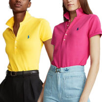 T-shirt Summer 2021 Short sleeve Polo collar Self cultivation Regular routine commute cotton 96% and above Korean version classic Solid color Other / other Embroidery, buttons