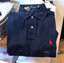 Polo shirt Other / other Business gentleman routine easy Other leisure summer Short sleeve Business Casual routine youth Cotton 100% 2010 Solid color cotton No iron treatment make a slit or vent More than 95%