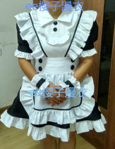 Cosplay women's wear skirt Customized Over 8 years old Animation, original, film and television, games L,M,S,XL,XXL Japan Maid Dress The fifth personality COS