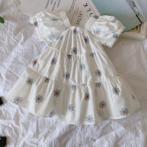 Dress As shown in the figure female Other / other 90cm,100cm,110cm,120cm,130cm Other 100% spring and autumn leisure time Long sleeves Broken flowers other other Class B 18 months, 2 years old, 3 years old, 4 years old, 5 years old, 6 years old, 7 years old