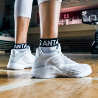 Basketball shoes Anta 39 40 40.5 41 42 42.5 43 44.5 45 Black midnight blue black-6 Anta white-4 eleven million seven hundred and forty-one thousand one hundred and five male Gao Bang no Winter 2017 Outdoor cement floor indoor floor outdoor cement floor indoor floor Three hundred and ninety-nine