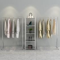 Clothing shelves Fujian Province Metal iron Fold, disassemble, move, rotate, flip, push and pull