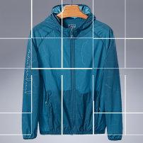 Jacket Other / other Fashion City thin easy motion summer Polyamide fiber (nylon) 95% polyurethane elastic fiber (spandex) 5% nylon