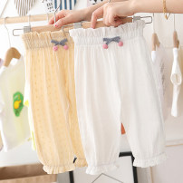 trousers Other / other female 80, 90, 100, 110, 120 summer trousers Korean version No model Casual pants cotton Don't open the crotch Other 100% Class B 12 months, 9 months, 18 months, 2 years, 3 years, 4 years Chinese Mainland