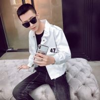 Jacket Other / other Youth fashion S suits 85-100kg, m suits 100-115kg, l suits 115-130kg, XL suits 130-145kg, 2XL suits 145-160kg Super slim Travel? autumn Jacket 6 Long sleeves like a breath of fresh air teenagers other other Closing sleeve other other other