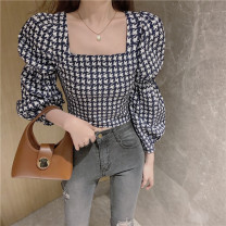 shirt houndstooth  Average size other 81% (inclusive) - 90% (inclusive)
