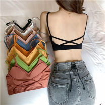 undergarment covering the chest and abdomen Spring 2021 Average size (160 / 84A) 1991 # black, 1991 # white, 1991 # fruit green, 1991 # ginger yellow, 1991 # pink, 1991 # card color, 1991 # yellow, 1991 # skin color, 1991 # blue, 1991 # orange, 1991 # green singleton  commute Self cultivation