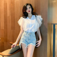 Fashion suit Summer 2020 S. M, l, XL, one size fits all Top, jeans Other / other