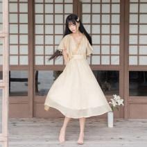 Dress Summer 2020 S,M,L Chuandai time
