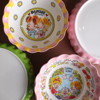 basin pottery European style 50-99.9 yuan 1 Chinese Mainland Irregular Self made pictures public Color in glaze