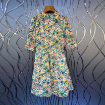 Dress Spring 2021 Decor S,M,L Mibilan 30% and below other