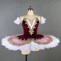 Ballet Costume Dance Favourite female Jujube red (children's version), jujube red (adult version), remarks: This version is for pre-sale, [non spot] XS,S,M,L,XL,XXL BLL138