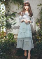 Dress Spring 2021 Light blue, orange S,M,L Other / other