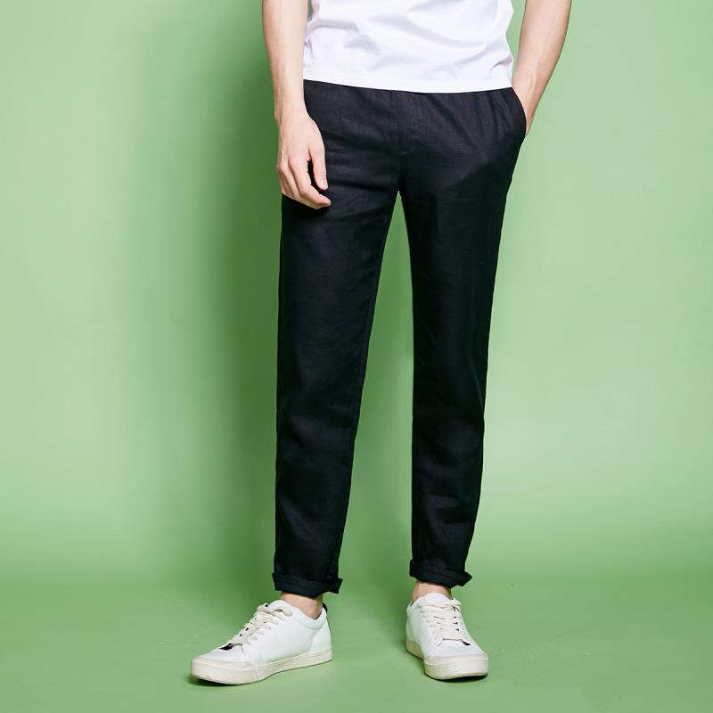 Western-style trousers Selected / Slade Fashion City E40 black 165/72A/XSR 165/72A/XSL 170/76A/SR 170/76A/SL 175/80A/MR 175/80A/ML 180/84A/LR 180/84A/LL 185/88A/XLR 185/88A/XLL 190/92A/XXLR 190/92A/XXLL 195/96A/XXXLR 41828Y501 trousers go to work youth Business Casual Solid color hemp More than 95%