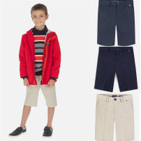 trousers male summer Pant leisure time No model Button / zipper middle-waisted cotton Don't open the crotch 10, 11, 12, 13, 14