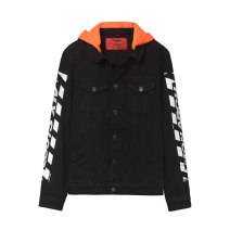 Jacket Other / other Youth fashion black 48/170,50/175,52/180,54/185,56/190 Self cultivation Other leisure autumn KB197 Long sleeves Wear out stand collar tide routine