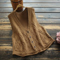 Vest sling Spring 2021 Light brown, ginger Average size singleton  routine easy commute Solid color 30-34 years old 30% and below cotton yoko girl