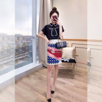 Fashion suit Summer 2021 S,M,L,XL black 25-35 years old Justvivi style T00005381