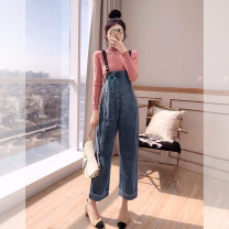 Fashion suit Spring 2021 S,M,L,XL Pink 25-35 years old Justvivi style T00006416