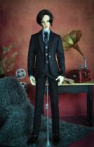 BJD doll zone suit 1/3 Over 14 years old Customized grey 70cm, dragon soul 73, 74 uncle, four points, 65cm, three points, Zhuang uncle, Eid, blood uncle