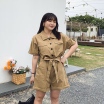 Women's large Spring 2021, summer 2021 Black, deep Khaki L (recommended body weight 120-130), XL (recommended body weight 130-150), 2L (recommended body weight 150-170), 3L (recommended body weight 170-185), 4L (recommended body weight 185-200), 5L (recommended body weight 200-220) trousers Sweet bow