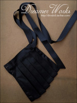BJD doll zone trousers 1/3 Over 14 years old goods in stock black One third, one fourth, uncle