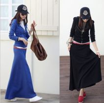 Sweater / sweater Spring 2021 Black, blue S,M,L,XL,2XL,3XL,4XL,5XL,6XL,XXL,XXXL Long sleeves routine Cardigan Upper and lower sleeve Thin money Hood Self cultivation commute routine Solid color 96% and above Other / other Korean version cotton zipper