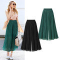 Women's large Summer 2017 Green, black Large XL, large XXL, large XXL, large XXXXL, large XXXXL trousers Other / other