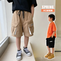 trousers Other / other male 130, 140, 150, 160, 170 Black, khaki summer shorts Korean version There are models in the real shooting Casual pants Leather belt middle-waisted cotton Don't open the crotch Cotton 95% polyamide (nylon) 5% JXQ12DK1229 Class B JXQ12DK1229 Chinese Mainland Guangdong Province