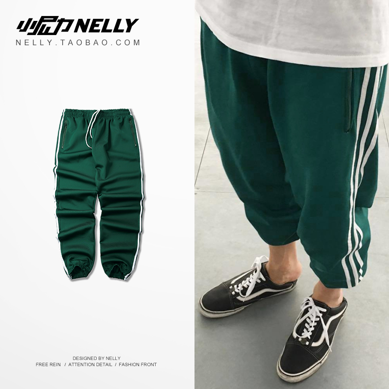 Casual pants HEYBIG Youth fashion S M L XL 2XL 3XL routine trousers Other leisure easy get shot BF1408CJ winter teenagers Hip hop 2016 middle-waisted Straight cylinder Polyester fiber 90.3% polyurethane elastic fiber (spandex) 9.7% pocket other other Original designer